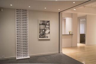Multi Panel, installation view