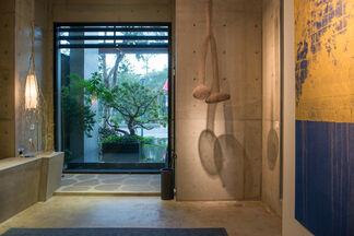A Glimpse of SPLENDOR - Makoto Fujimura Solo Exhibition《絢麗一瞥》- 藤村真個展, installation view