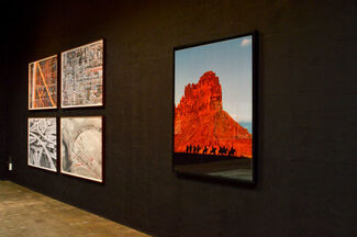 Art + Design II at the Rudolf Budja Gallery, Miami, installation view