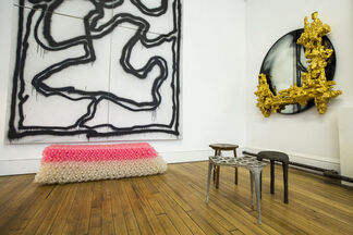 The Team, installation view