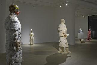 Totem, installation view