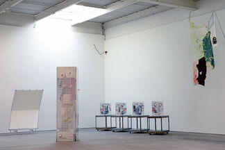 Group Show: To do as one would, installation view