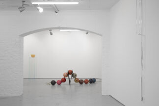 I Had the Landscape in My Arms, installation view