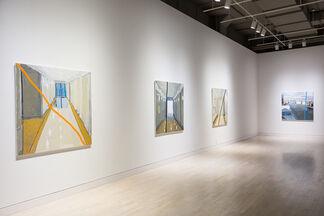 Jennifer Bartlett: Hospital Paintings, installation view
