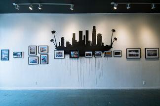 Ewkuks presents Colors In LA: Undisputed, installation view