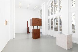 NON OISEAU, installation view