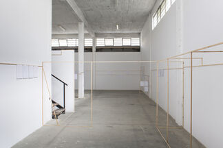 page intentionally left blank, installation view