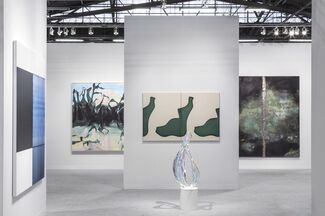 Sean Kelly Gallery at The Armory Show 2018, installation view