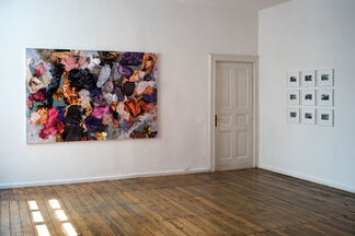 Woven and Illuminated, installation view