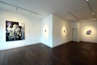 Gavin Nolan | Hype Trace, installation view