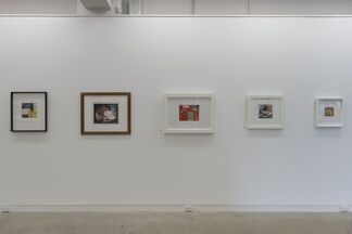 Dick Frizzell, installation view