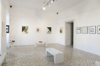 Plans Within Plans, installation view