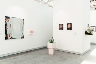The Rooster Gallery at Cosmoscow 2018, installation view