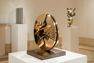 Italian Post-war Sculpture, between figuration and abstraction, installation view