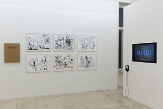 LAX 1992 Revisited (Edition), installation view