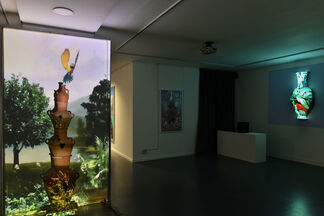 Mixed Realities, installation view