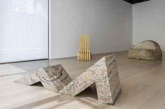 Scott Burton, installation view