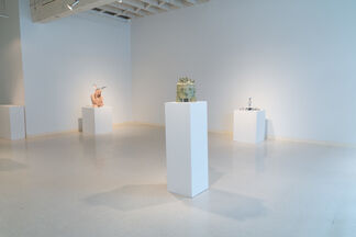 Northwest Perspectives in Clay, installation view