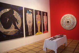 L'Agence à Paris at the Dakar Biennale 2018, installation view