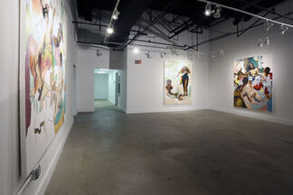 GRAB BACK: PES Feminist Incubator Space, Phase 1, installation view