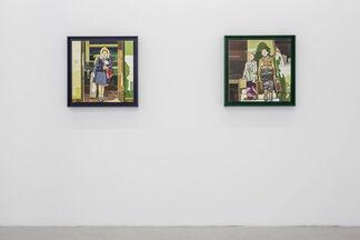 Julie Roberts - Children's Army, installation view