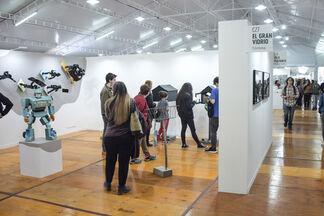 EL GRAN VIDRIO at Mercado de Arte 2018, installation view