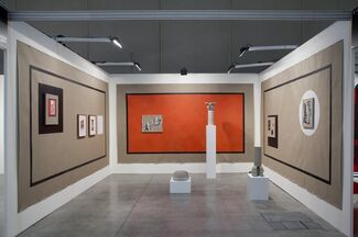 Green Art Gallery at MiArt 2015, installation view