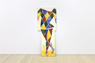 Paul Branca: Commedia (Nut Delight), installation view