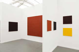 Fergus McCaffrey at Frieze New York 2015, installation view