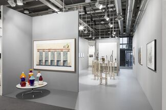 carlier   gebauer at Art Basel 2018, installation view