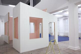 Elín Hansdóttir SUSPENSION OF DISBELIEF, installation view