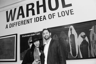 Warhol: A Different Idea of Love, installation view