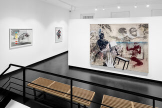 Andrew Kayser: A Moderate Bliss, installation view
