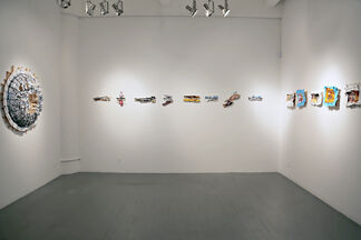 Isidro Blasco Underground Passages, installation view