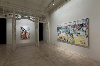Erik Schmidt - Cut / Uncut, installation view