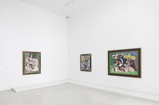 Pablo Picasso – The Freedom of the Late Works, installation view