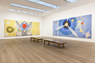 The EY Exhibition: Sonia Delaunay, installation view