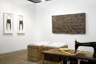 DODGEgallery at Armory Show 2013, installation view