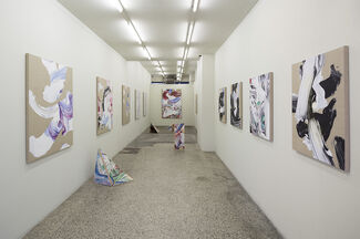 Emotional Manipulation - a solo exhibition by Matthew Stone, installation view