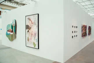 Anna Nova Gallery at Cosmoscow 2015, installation view