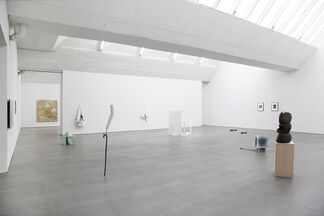 I hear your voice reflected in a glass and it sounds like it is inside of me, installation view