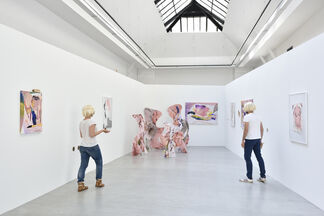 Rachel de Joode / 'Instead of Pieces, a Play', installation view