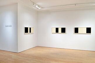 Richard Serra: Horizontal Reversals, installation view