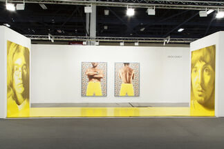 Fergus McCaffrey at Art Basel in Miami Beach 2014, installation view