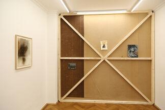 BENEDIKT GAHL: DANKE. GUT., installation view