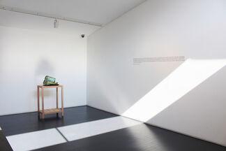 Dietrich Klinge - eijip series, installation view