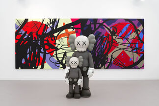 Galerie Perrotin at Frieze London 2017, installation view