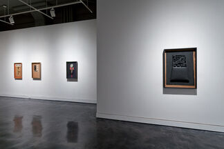 Louise Nevelson: Sculpture and Collage, installation view