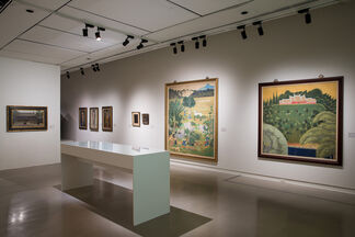 Formosa in Formation: Selected works from the Taipei Fine Arts Museum Collection, installation view