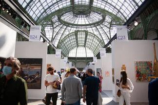 Galerie Bessières at Art Paris 2020, installation view